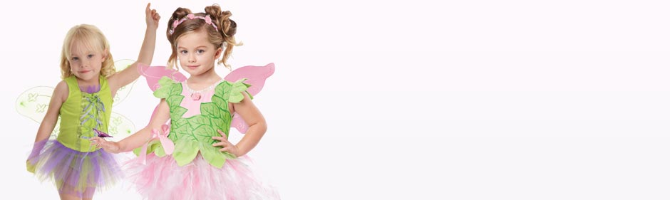 Girls Fairy Costumes