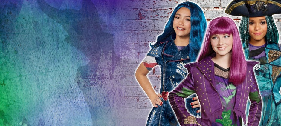 Descendants 2 Costumes