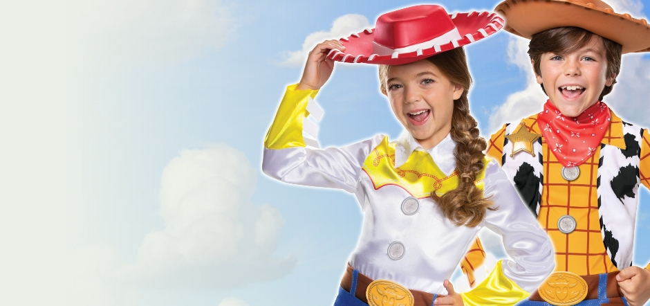 Toy Story 4 Costumes